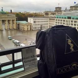 Am Herz des Geschehens, Hotel Adlon, Berlin