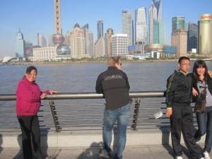 Docmondis in Shanghai